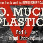 Reaper Bones V Kickstarter Rewards Unboxing – Core Set plus some extras