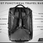 The NOMATIC Travel Bag (Kickstarter)| Indiegogo